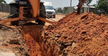 Concessionária realiza importantes melhorias que garantem a regularidade no fornecimento de água em Carlinda
