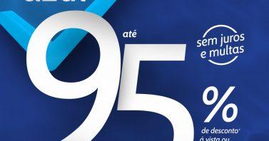 Concessionárias da Aegea MT oferecem descontos de até 95% durante campanha de negociação de débitos