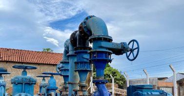 Investimentos no sistema de abastecimento aumentam a produção de água em Sinop em diversos bairros