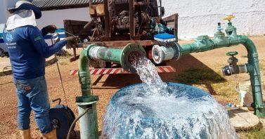 Melhorias nos poços reforçam a qualidade da operação no sistema de abastecimento de água em Campo Verde
